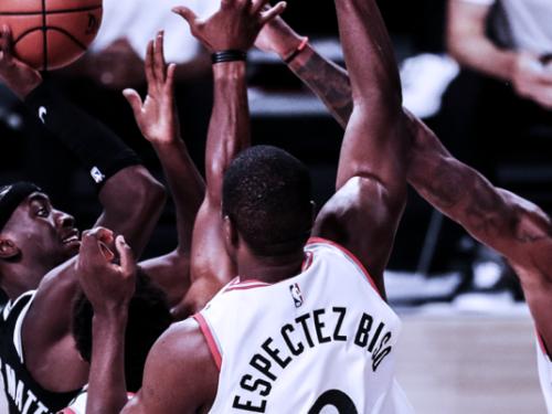 La difesa dei Toronto Raptors non ha punti deboli
